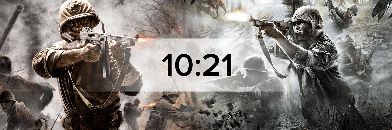 Call of Duty: World at War Hostbanner