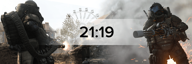 Call of Duty: Modern Warfare 2019 - Variante 1 Hostbanner