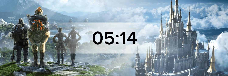Final Fantasy XIV Hostbanner