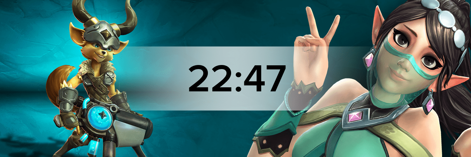 Paladins Hostbanner