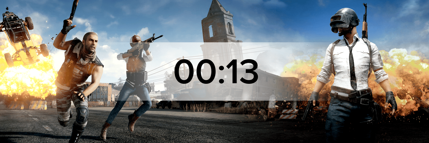 Playerunknown's Battlegrounds (PUBG) - Variante 1 Hostbanner
