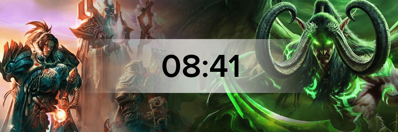 World of Warcraft (Allianz) - Variante 1 Hostbanner