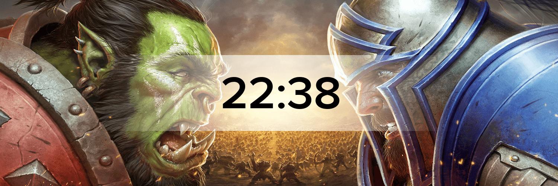 World of Warcraft: Battle for Azeroth - Variante 1 Hostbanner